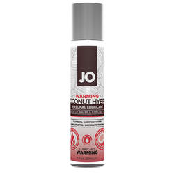 SYSTEM JO - SILICONE FREE HYBRID LUBRICANT COCONUT